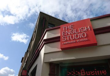 The English studio Dublin