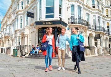 St Giles Brighton Escuela