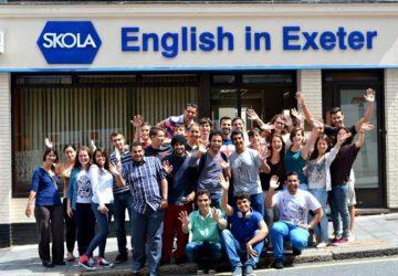 Skola Exeter - Escuela de ingle