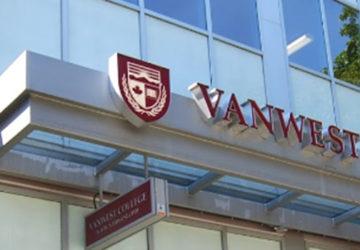 Vanwest College Vancouver